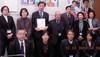 消費税反対ネットワーク宮城が「増税反対」の署名提出