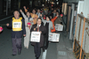 怒りのちょうちんデモに60人・滋賀各界連