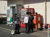 大増税反対泉南地域連絡会(大阪)の定例宣伝署名行動、19人が1時間で161筆