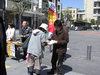 <各地の4・1行動>大宣伝に高齢者、学生、小学生も賛同、静岡県